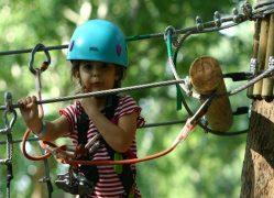 gyermek kötélpálya