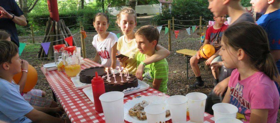 Tedd különlegessé gyermeked szülinapját, és ünnepeljetek a Római Kalandparkban!